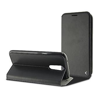 Folio Mobile Phone Case Galaxy J3 2017 Noir