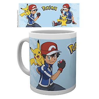 Pokemon Ash Mug