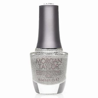Morgan Taylor Fame spel lyx slät långvarig nagellack lack