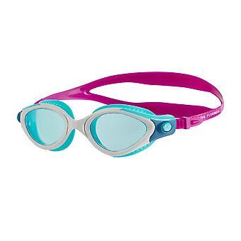 Speedo Futura Biofuse Flexiseal Kvinnliga Simglasögon Vadderad Fit