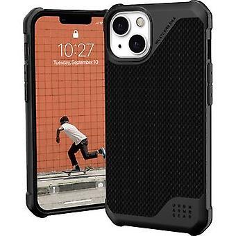 Urban Armor Gear Metropolis LT Case Back cover Apple Kevlar®, Black