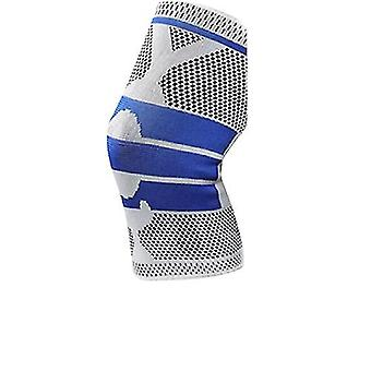 1Pcs Full Knee Brace Strap Rotella Medial Support (M)