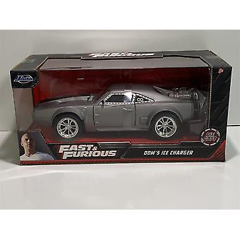 Fast and Furious 8 Doms Ice Charger 1:24 Échelle Jada 98291