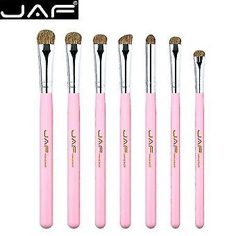 Makeup brushes 7 pcs eyeshadow make up tool kit eye shade make up brushes sets makeup brushes |makeup brush