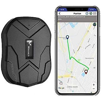Gps Tracker Anti-theft Tracker Car Waterproof Gps Car Tracker And App Real-time Tracking Lon
