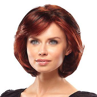Gorra de pelo recto Wig de moda