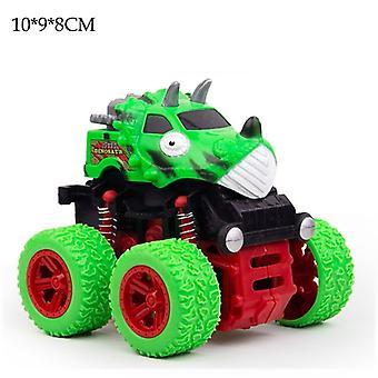 恐竜おもちゃ車慣性四輪駆動オフロード車チャイルドボーイズモデルカーアンチフォール子供のおもちゃの誕生日プレゼント