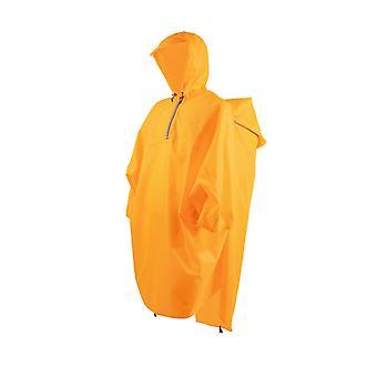 Hooded Rain Poncho Waterproof Raincoat