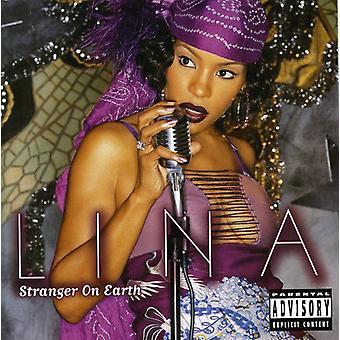 Lina - Stranger on Earth [CD] USA import