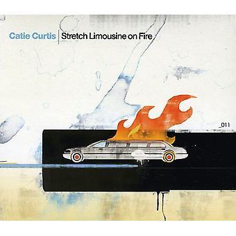 Catie カーティス - 火 [CD] アメリカ インポートのストレッチ リムジン