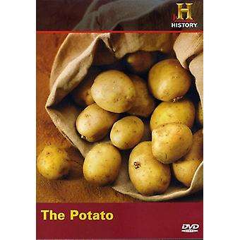 Modern Marvels: Potato [DVD] USA import