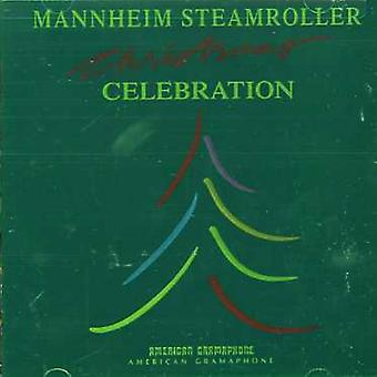 Mannheim Steamroller - Celebration [CD] USA import