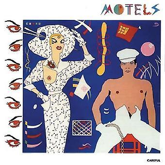 Motels - Careful [CD] USA import