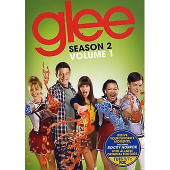 Glee: Staffel 2, Vol. 1 [3 DVDs] [DVD] USA Import