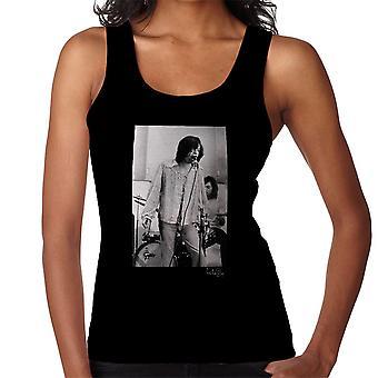 Rolling Stones Mick Jagger uitvoeren van vrouwen Vest