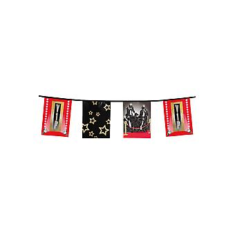 Party favors  Flags line VIP 6 metres