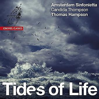 Thomas Hampson - Tides of Life: Songs by Wolf & Schubert & Brahms & [CD] USA import