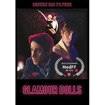 Glamour Dolls [DVD] USA import