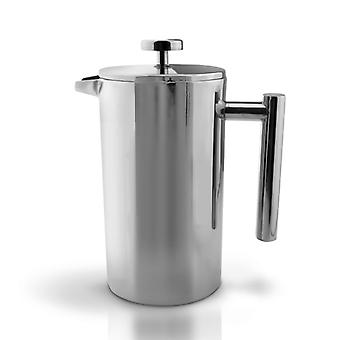 Cafe Ole 3 Cup Straight Sided Cafetiere