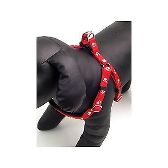 Rosewood Reflective Soft Protection Nylon Dog Harness
