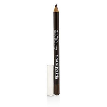 Make up para sempre sobrancelha lápis de precisão sobrancelha escultor-# N30 (marrom)-1,79 g/0.06 Oz