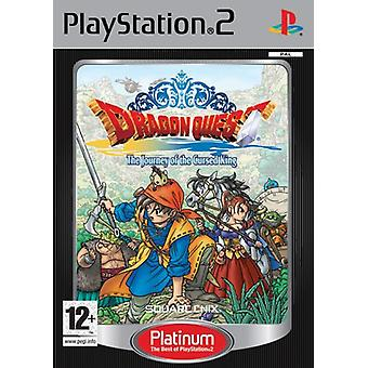 Dragon Quest The Journey of the Cursed King (PS2) - New Factory Sealed