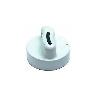Zanussi lavadora / secadora secadora temporizador Mando cubierta