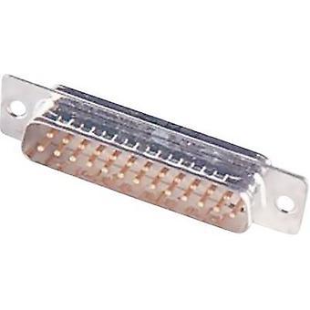 Harting 09 67 015 4704-récipients SUB 180 ° nombre de broches: 15 souder seau 1 PC (s)
