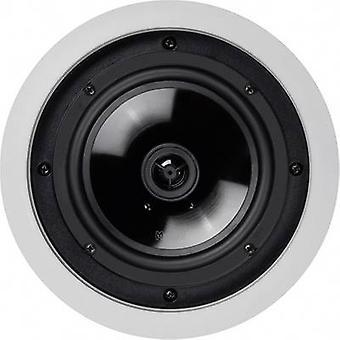 Luidspreker 120 W 8 Ω White 1 PC('s) mount Magnat ICP 62 Flush