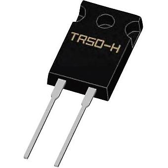 Weltron TR50FBD0500-H High power resistor 50 Ω Radial lead TO 220 50 W 1 % 1 pc(s)