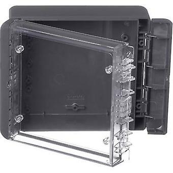 Bopla Bocube B 141306 PC-V0-G-7024 Carcasă montată pe perete, Suport de montare 125 x 151 x 60 Policarbonat (PC) Gri grafit (RAL 7024) 1 buc.de la