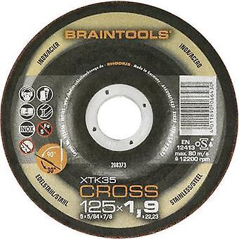 Skjæring og sliping plate 125 mm 22.23 mm Rhodius XTK 35 208373 1 eller flere PCer
