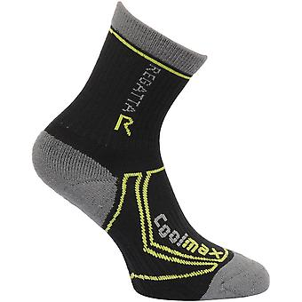 Regatta Boys & Girls 2 Season Coolmax Quick Dry Hiking Socks