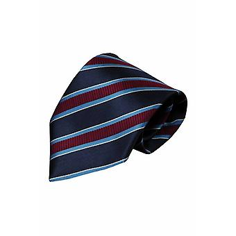 Blaue Krawatte Duronia 01