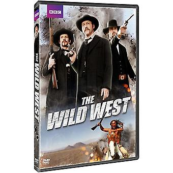 Wild West [DVD] USA import