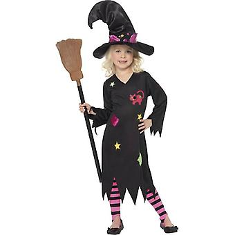 Smiffy's Cinder Witch Costume