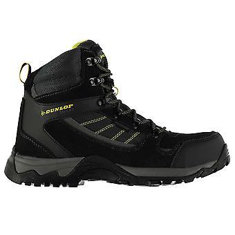 Dunlop Mens vattentät Hiker säkerhet stövlar med snörning chock absorbera lätta skor