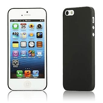 Two thin black phone cases - iPhone 5/5s/SE