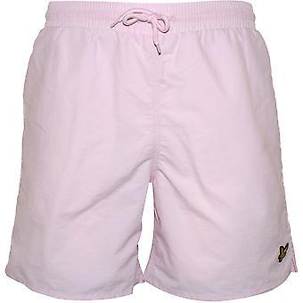 Lyle & Scott Classic Swim Shorts, lila oscuro