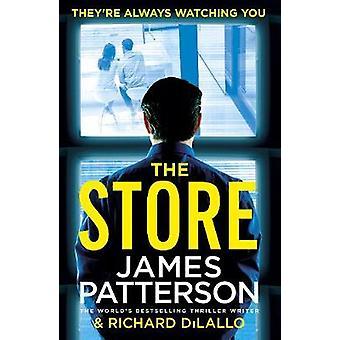 De winkel door James Patterson - 9781784753818 boek