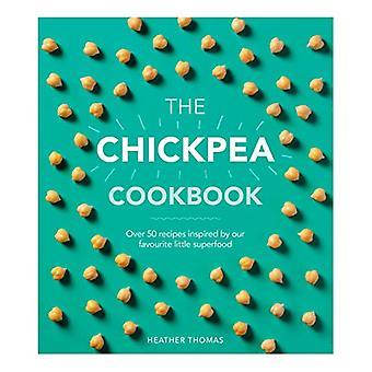 O livro de receitas de grão de bico por Heather Thomas - livro 9781785036545