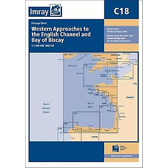 Imray Chart - Western Approaches to the English Channel and Biscay - S