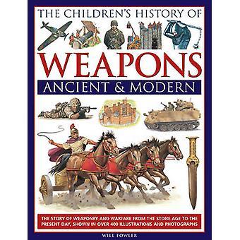 الأطفال تاريخ الأسلحة-القديمة والحديثة-قصة ث