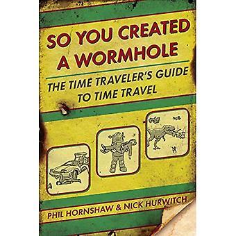 Tak utworzony tunel czasoprzestrzenny: The Time Traveler's Guide do podróży w czasie