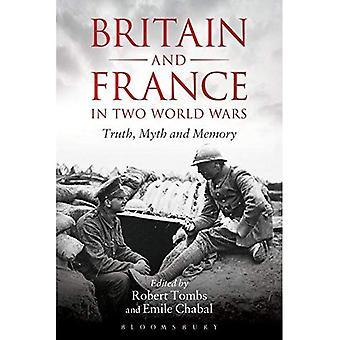 La Grande-Bretagne et la France dans les deux guerres mondiales