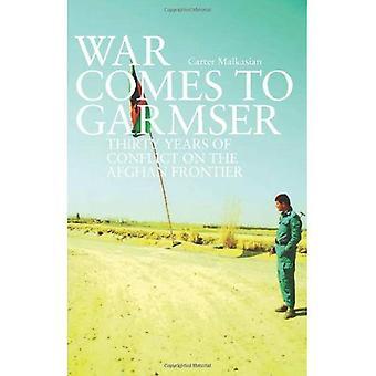 Guerre vient à Garmser: trente ans de conflit à la frontière afghane