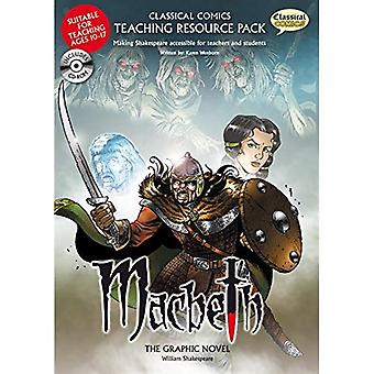 Macbeth: Classical Comics Teaching Resource Pack