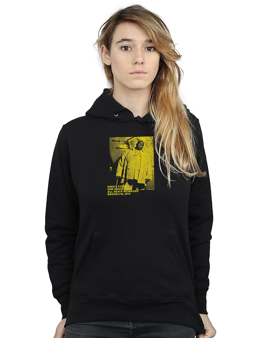 Notorious BIG Women's One Night Only Neon Hoodie