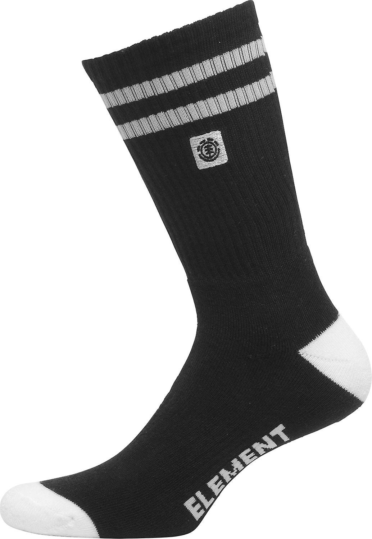 Element Athletic Socks ~ Clearsight black