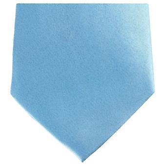Gravata de poliéster Regular Neckwear Knightsbridge - azul claro